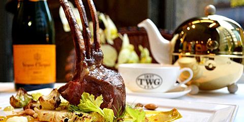 Tea Gastronomy Experience