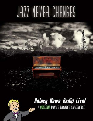 Galaxy News Radio Poster