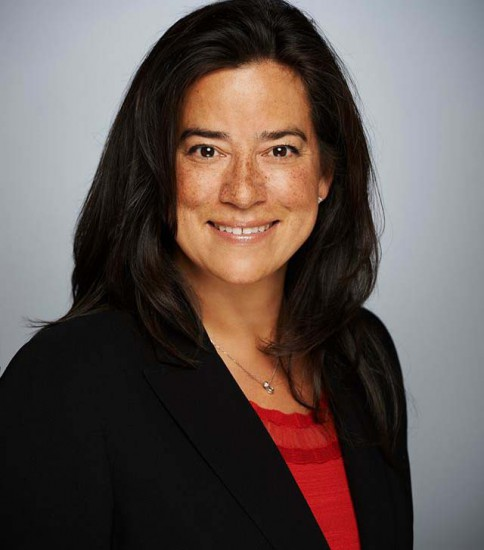 An afternoon with Jody Wilson Raybould