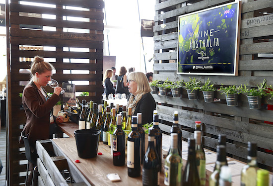 The 2015 Vancouver International Wine Festival. Photo by Jeff Vinnick.