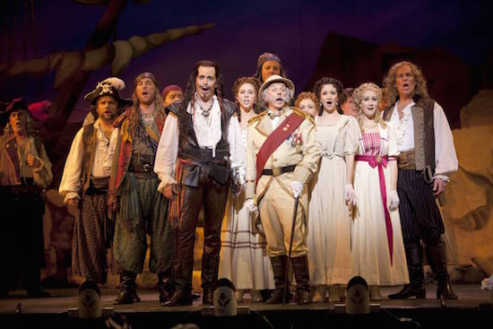 A Vancouver Opera production of Pirates of Penzance from 2012