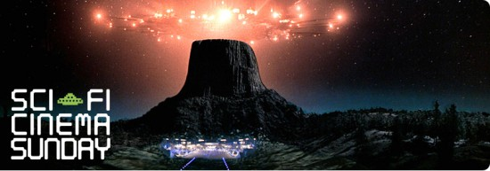 Close Encounters of the Third Kind: Director's cut on 35mm