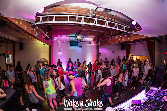 Image from Wake n Shake