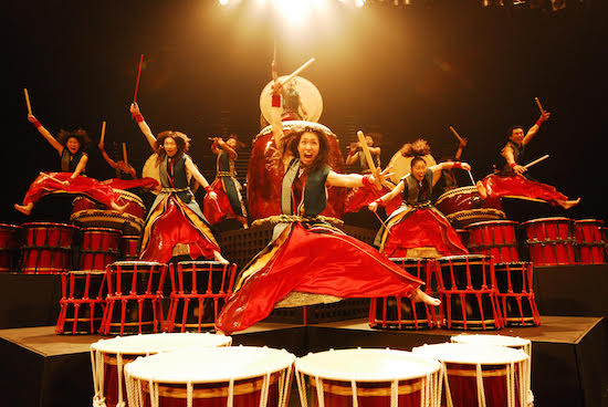 Yamato drummers will blow your socks off at the Queen Elizabeth Theatre Feb. 6.