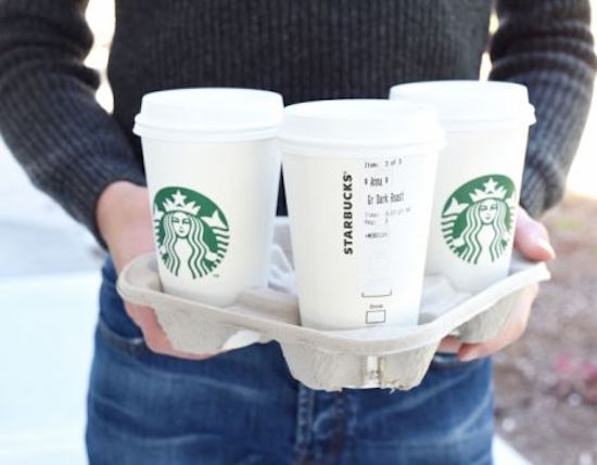 Image from Starbucks