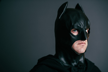 One Man Dark Knight: A Batman Parody