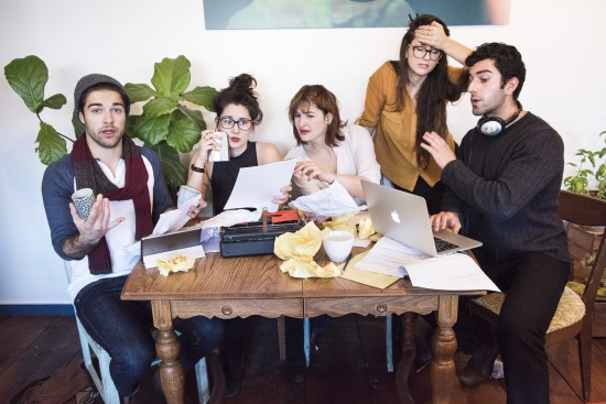 Four Play: New Works by Excited Writers
