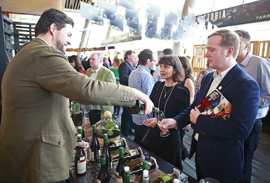 Photo from Vancouver International Wine Festival