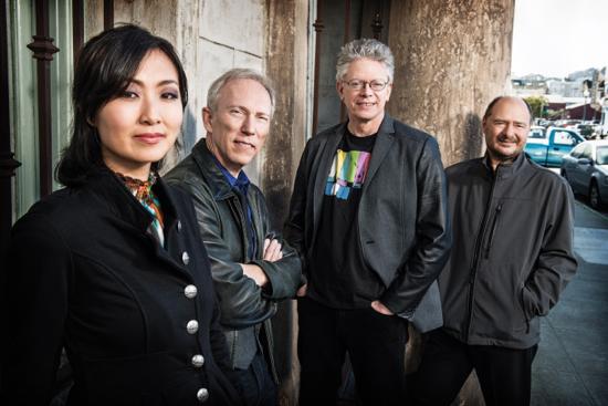 Kronos Quartet - Photo Credit: Jay Blakesberg