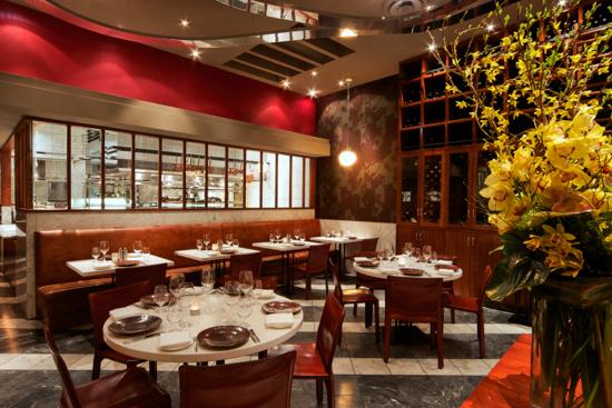 West Restaurant - Photo Credit: James Stockhurst