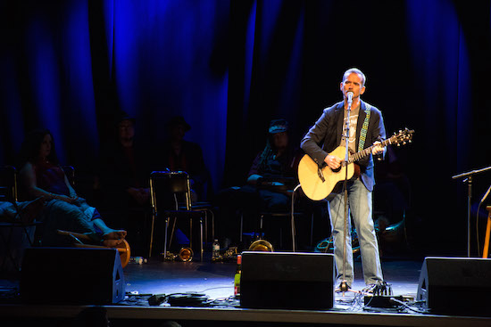 Chris Hadfield at the Vogue Theatre, Vancouver