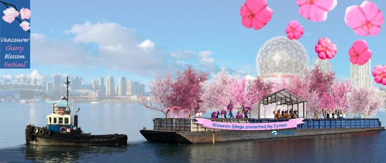 2016 vancouver cherry blossom festival
