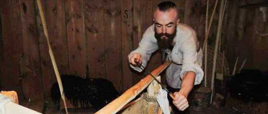 Viking Bow Making Workshop