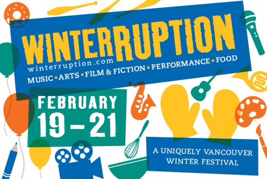 winterruption festival vancouver 2016