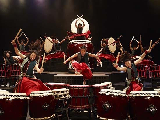 YAMATO, The Drummers of Japan