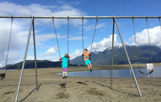 Harrison Village Playground | Photo: Bianca Bujan