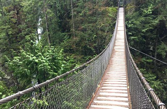 Lynn Canyon Park | Lynn Valley, North Vancouver