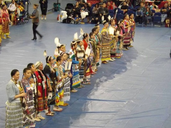 Second Annual Nehiyo-pasqua-itsimowan Pow-wow