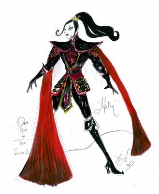 The Costume Designs of Eduardo Castro