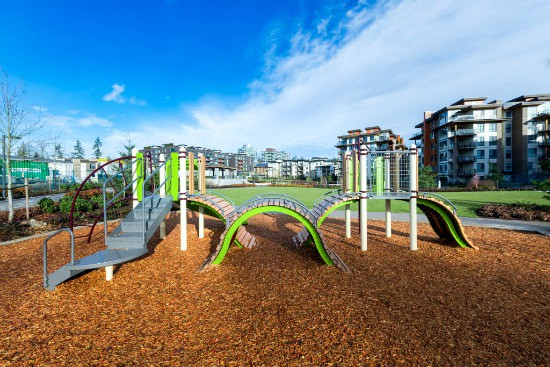 Mundell Park | Photo: Wesbrook Village Website