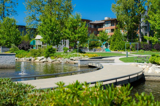 Smith Park | Photo: Wesbrook Village Website