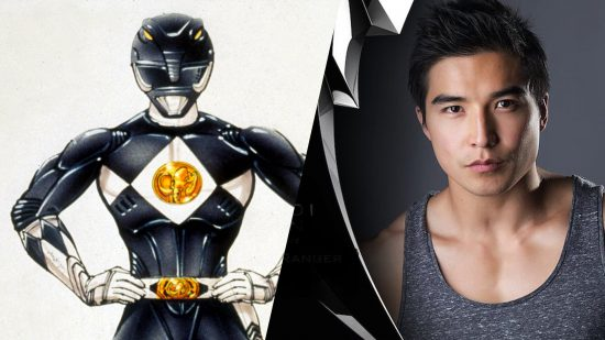 Ludi Lin will play Zack Taylor/Black Ranger in the Power Rangers movie.