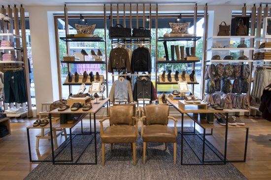 Roots Vancouver Flagship Store Gets A Re Vamp Inside