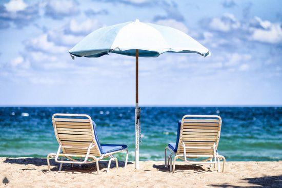 vancouver beach umbrella rental