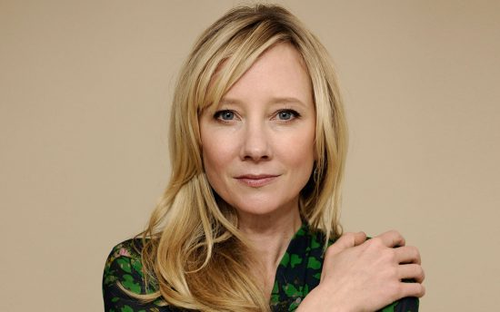 Anne Heche is in Langley shooting the post-apocalyptic TV series Aftermath.