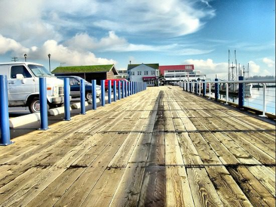 Steveston Boardwalk | Photo: Frank Dawson (Flickr)
