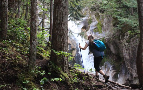 Discover Outdoors Upper Shannon Falls1