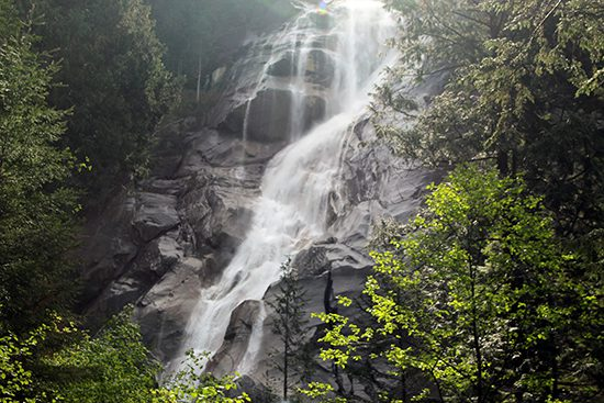 Discover Outdoors Upper Shannon Falls7