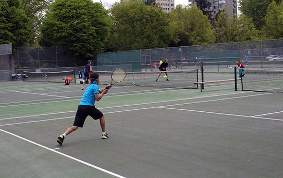 Discover Outdoors Vancouver Tennis Courts5