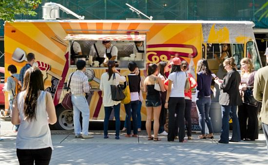 Le Tigre Food Truck | Photo: Le Tigre