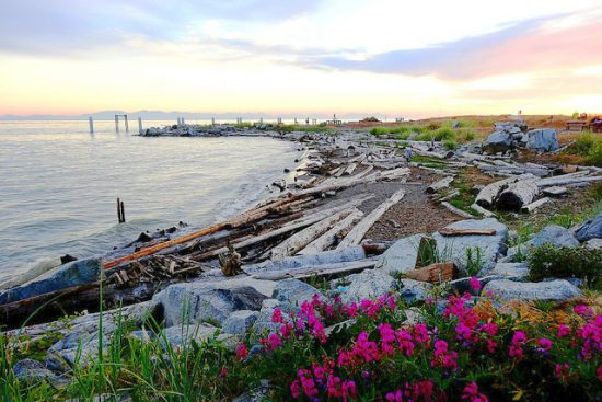 Garry Point Park | Photo: Ann Hung (Flickr)