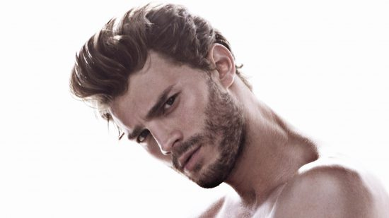 Who can no to a face like Fifty Shades Darker star Jamie Dornan's?