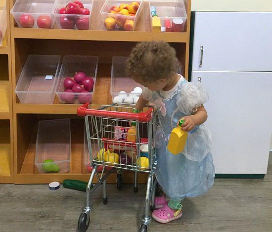 Kidtropolis Grocery Store \ Photo: Bianca Bujan