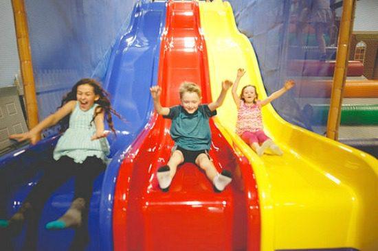 Kidtropolis Play Zone | Photo: Kidtropolis