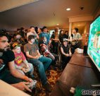 Retro gaming enthusiasts keep their eyes on the screen this weekend at Anvil Centre.