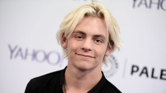 If you hear screaming, don't panic: Ross Lynch is coming here to shoot Status Update.