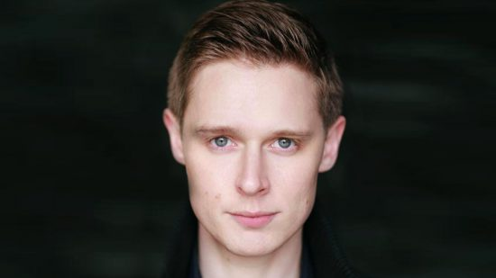 Samuel Barnett will play the lead of BBC America's Dirk Lightly.