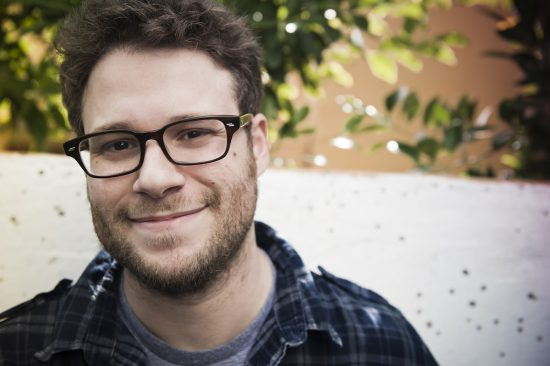 Comedic Seth Rogen is returning to his hometown to shoot The Something.