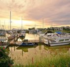 Steveston Marina | Photo: TOTORORO.RO (Flickr)