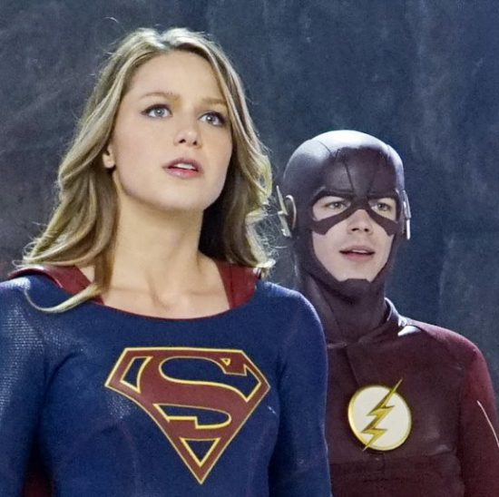 Supergirl will be joining other superhero series shot in the city such as Arrow and The Flash.