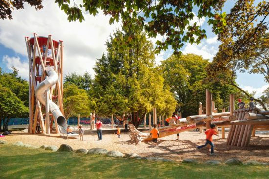 Terra Nova Playground | Photo: Habitat Systems
