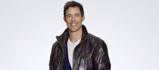 Canadian actor Tom Cavanagh stars on The Flash as Dr. Harrison Wells.