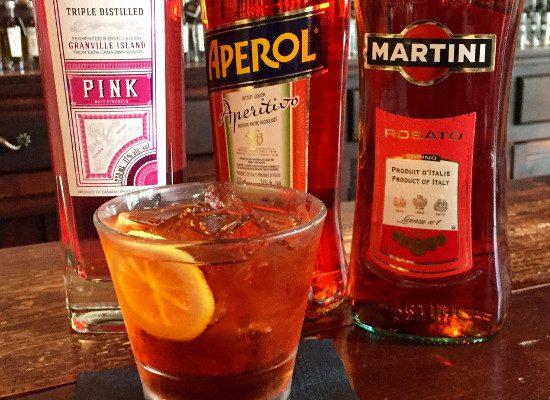 Liberty Distillery Cocktail