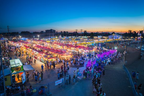 Richmond Night Market 2016
