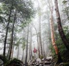 rainy day hikes in vancouver
