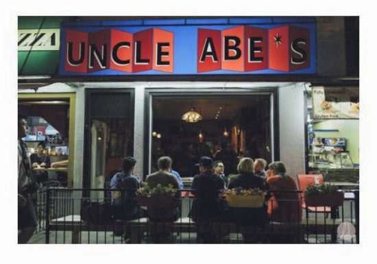Uncle Abe's Season Opener Patio Party